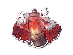 Sticker | Blood Boiler