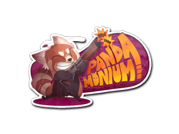 Sticker | Pandamonium