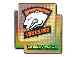 Sticker | Virtus.Pro (Holo) | DreamHack 2014