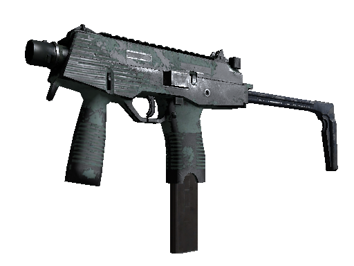 Souvenir MP9 | Storm (Battle-Scarred)