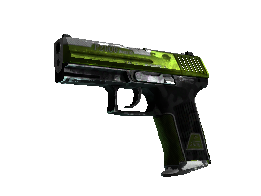 StatTrak™ P2000 | Turf (Battle-Scarred)