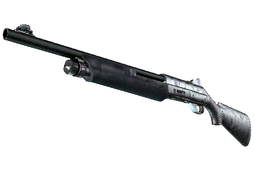 StatTrak™ Nova | Graphite (Factory New)