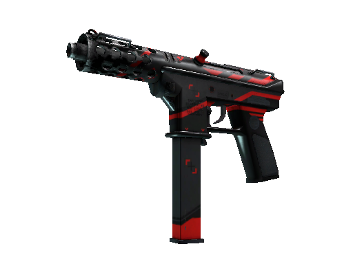 Tec-9 | Isaac (Field-Tested)