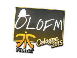 Sticker | olofmeister | Cologne 2015