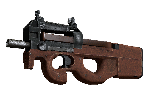 P90 | Leather (Factory New)