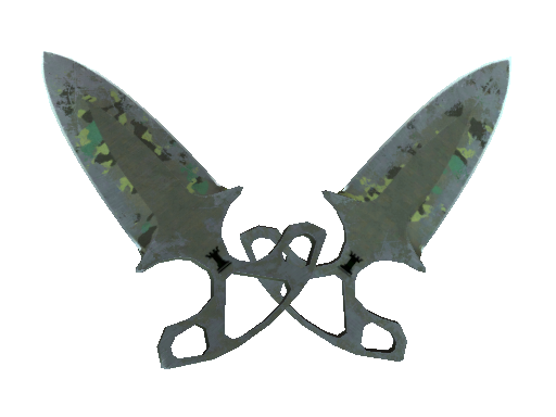 ★ StatTrak™ Shadow Daggers | Boreal Forest (Battle-Scarred)