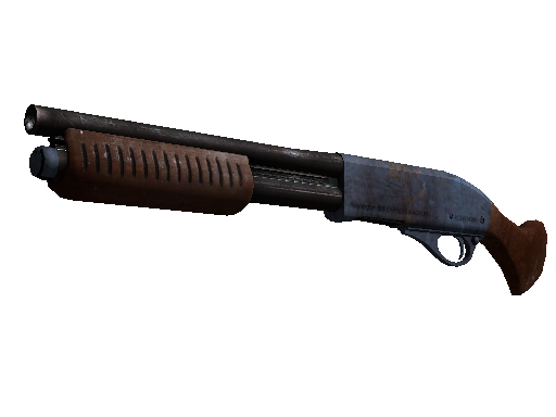 Souvenir Sawed-Off | Rust Coat (Minimal Wear)