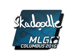 Sticker | Skadoodle | MLG Columbus 2016