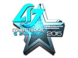 Sticker | Counter Logic Gaming (Foil) | Cluj-Napoca 2015