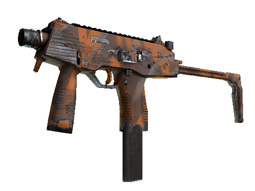 Souvenir MP9 | Orange Peel (Field-Tested)