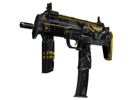 StatTrak™ MP7 | Nemesis (Field-Tested)