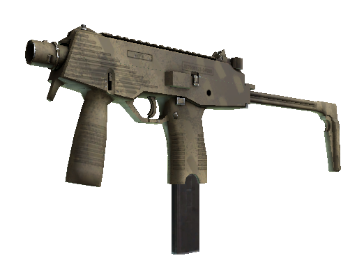 Souvenir MP9 | Sand Dashed (Minimal Wear)