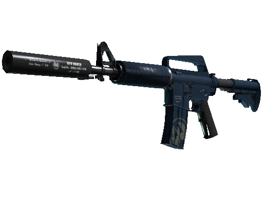 M4A1-S | Guardian (Well-Worn)
