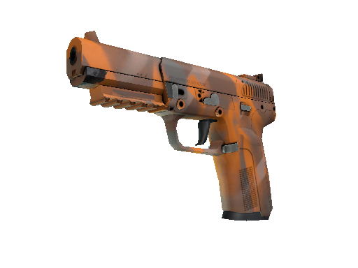 Souvenir Five-SeveN | Orange Peel (Factory New)