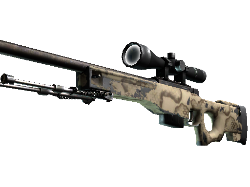 AWP | Snake Camo (Field-Tested)