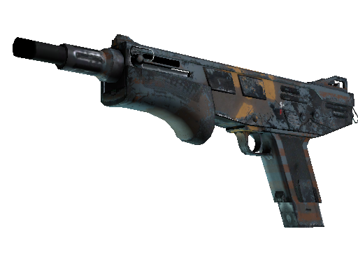 MAG-7 | Irradiated Alert (Field-Tested)