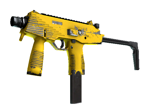 MP9 | Bulldozer (Well-Worn)