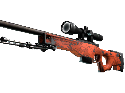 StatTrak™ AWP | BOOM (Field-Tested)