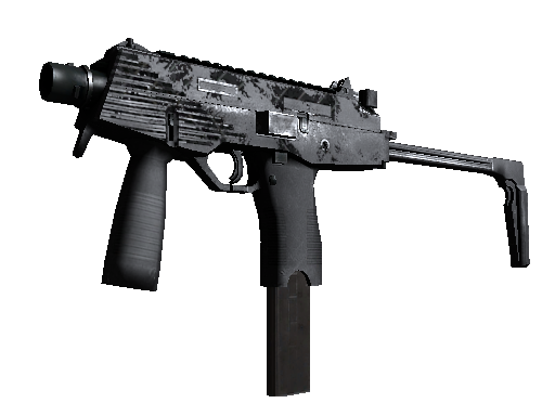 MP9 | Dart (Battle-Scarred)