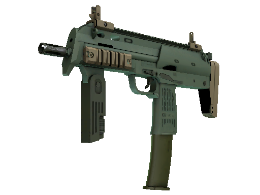 MP7 | Groundwater (Minimal Wear)