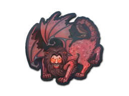 Sticker | Manticore