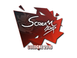 Sticker | ScreaM | Cologne 2016