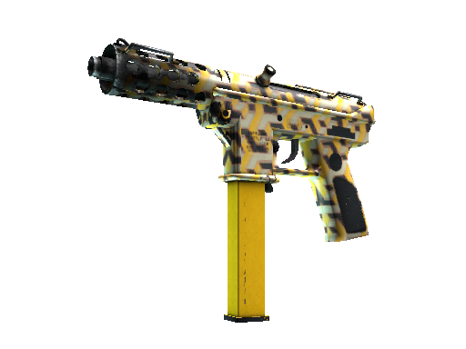 Tec-9 | Terrace (Well-Worn)