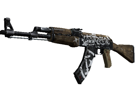 StatTrak™ AK-47 | Wasteland Rebel (Field-Tested)