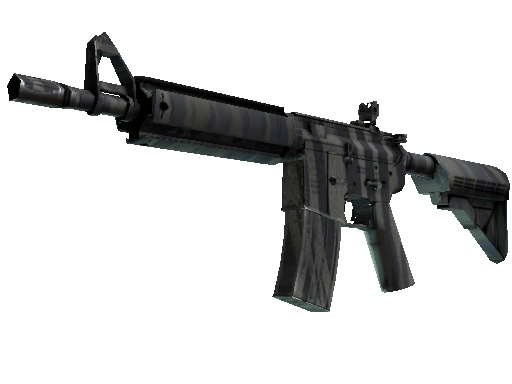 M4A4 | Faded Zebra (Factory New)