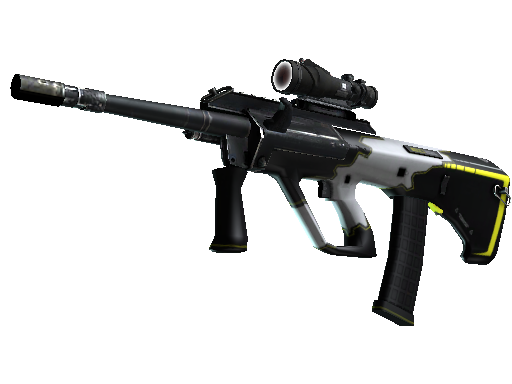 StatTrak™ AUG | Torque (Minimal Wear)