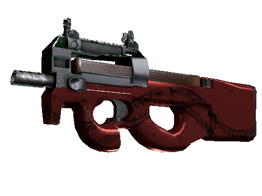 P90 | Cold Blooded (Minimal Wear)