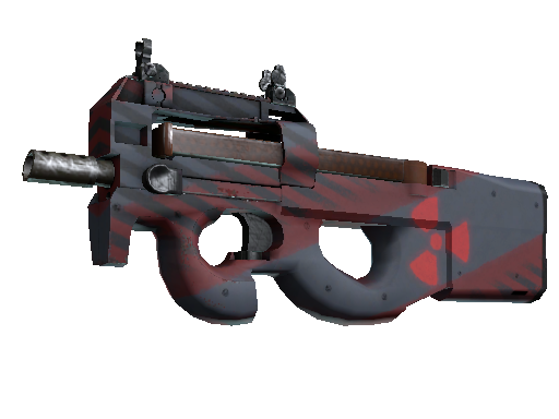P90 | Fallout Warning (Minimal Wear)