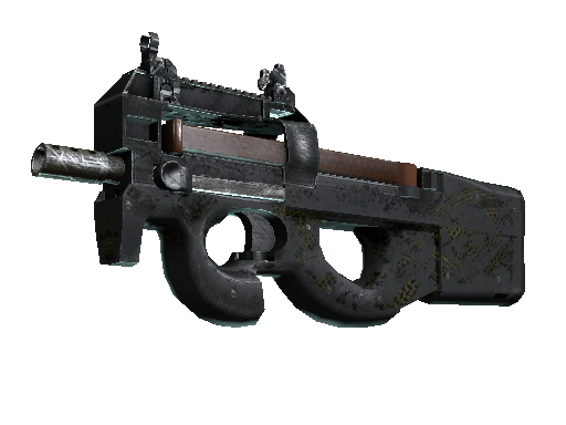StatTrak™ P90 | Desert Warfare (Battle-Scarred)