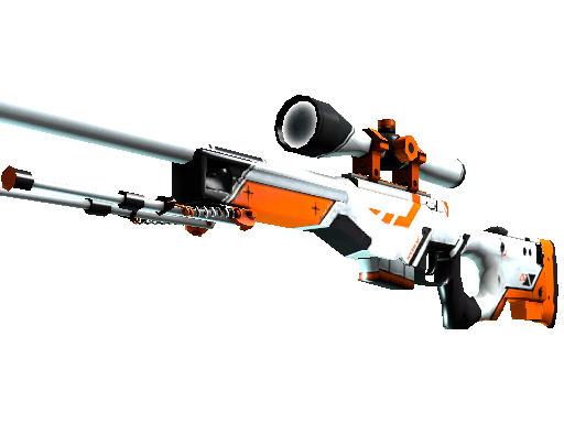 StatTrak™ AWP | Asiimov (Field-Tested)