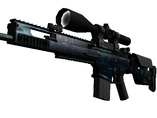 SCAR-20 | Grotto (Factory New)