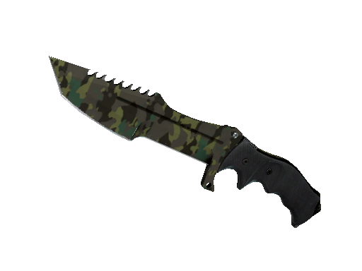 ★ StatTrak™ Huntsman Knife | Boreal Forest (Field-Tested)
