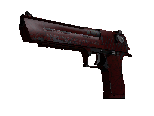 StatTrak™ Desert Eagle | Crimson Web (Field-Tested)