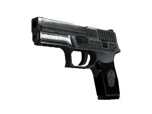 StatTrak™ P250 | Cartel (Well-Worn)