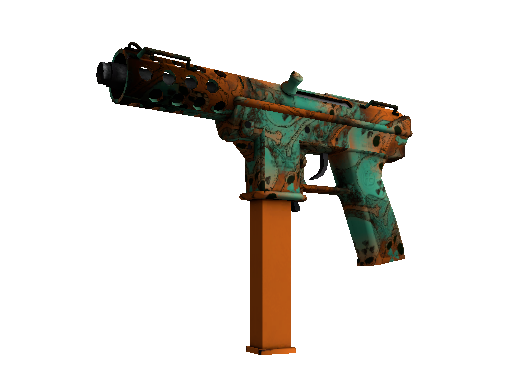 Souvenir Tec-9 | Toxic (Factory New)