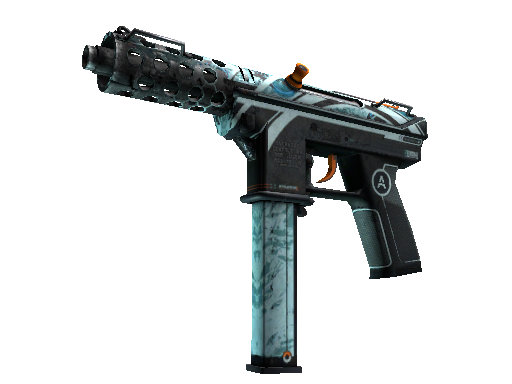 StatTrak™ Tec-9 | Avalanche (Battle-Scarred)