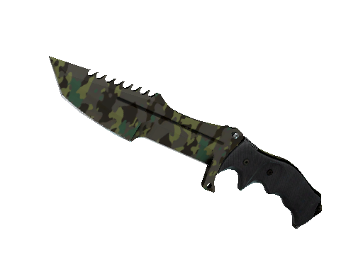 ★ StatTrak™ Huntsman Knife | Boreal Forest (Minimal Wear)