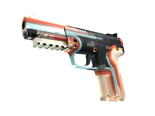 Five-SeveN | Retrobution (Field-Tested)
