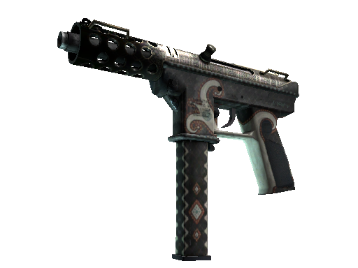 Tec-9 | Jambiya (Well-Worn)