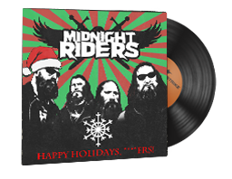 Music Kit | Midnight Riders, All I Want for Christmas