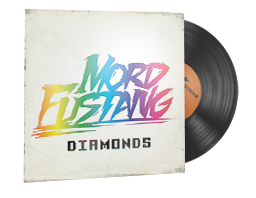 StatTrak™ Music Kit | Mord Fustang, Diamonds