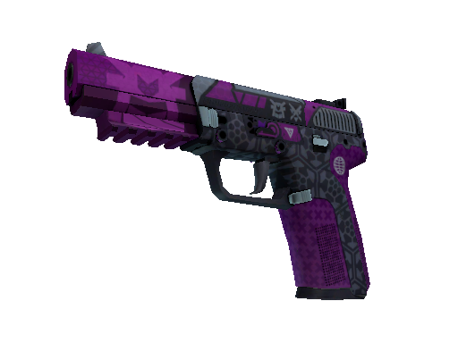 StatTrak™ Five-SeveN | Violent Daimyo (Minimal Wear)