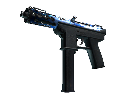 Tec-9 | Ice Cap (Well-Worn)