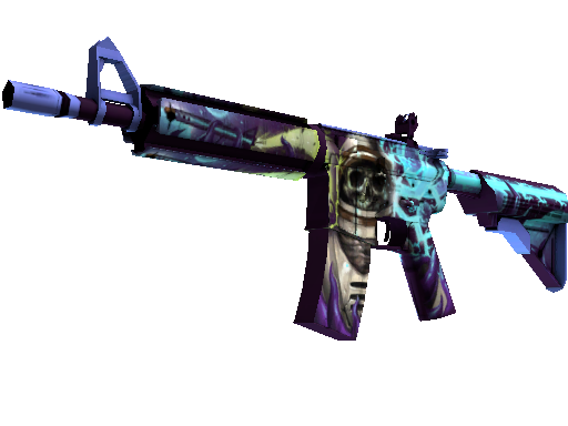 StatTrak™ M4A4 | Desolate Space (Factory New)