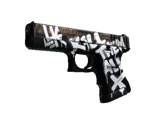 StatTrak™ Glock-18 | Wasteland Rebel (Factory New)