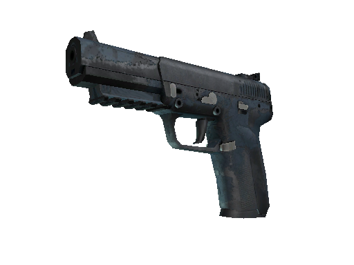 Five-SeveN | Forest Night (Battle-Scarred)